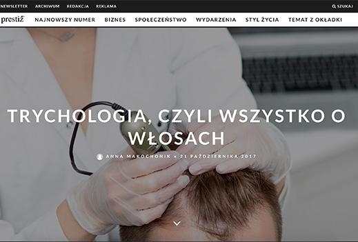 Trychologia czyli wszystko o włosach