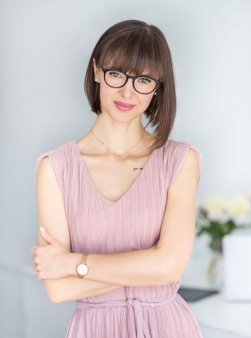 Kosmetolog Agata Zejfer